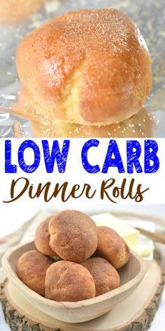 Great ketogenic diet / low carb diet bread r… Keto Bread! Easy keto recipe with step by step instructions. Try these yummy keto dinner rolls 🙂 Easy Keto Bread Recipe, Easy Cake Recipes, Bread Recipes, Low Carb Recipes, Healthy Recipes, Healthy Food, Dessert Recipes, Recipe Tasty, Flour Recipes