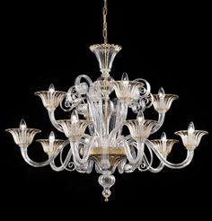 lampadari di vetro : ... Lampade In Stile Art Deco, Lampadario Moderno e Lampadari Di Cristallo
