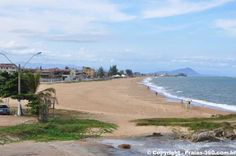 Praia da Barra, Marataízes (ES)
