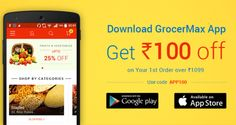 Grofers , Grocermax 26 January Offers : Grofers Republic Day Sale offer - Best Online Offer