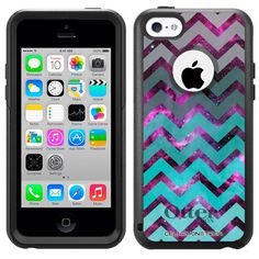 Otterbox Commuter Series Nebula Chevrons Grey Green Turquoise Hybrid Case for Apple iPhone 5C TrekCovers http://www.amazon.com/dp/B00HVNYO4W/ref=cm_sw_r_pi_dp_XbbXtb0BJ5XFYW1H