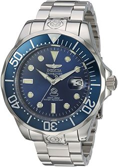 f97ba0f44d9 Invicta Men s  Pro Diver  Automatic Stainless Steel Diving Watch