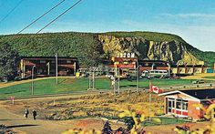 Skye Motel_Port Hastings_Cape Breton http://CaperMemories.Com
