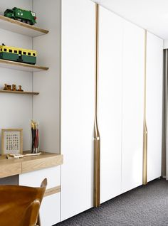 The best residential interior decoration of 2015 - Vogue Living - white version of the doors