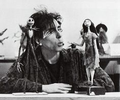 tim burton, one of my favorite directors
