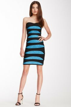 Bandage Panel Dress by Wow Couture on @HauteLook
