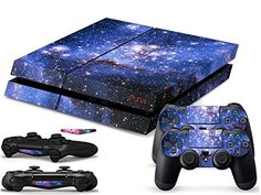 cool PlayStation 4 Protector Sticker Skin Decal For PS4 Console, 2 Controllers And 2 Light Bar Sensor Decals - Twilight Skies - 385  The PlayStation 4 Protective Skin Kit is made of an ultra-high resolution graphic and high gloss finish. This ensures your device has the highest prot... http://gameclone.com.au/accessories/sensor-bars/playstation-4-protector-sticker-skin-decal-for-ps4-console-2-controllers-and-2-light-bar-sensor-decals-twilight-skies-385/
