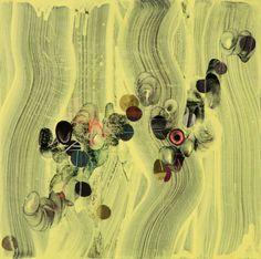 "Saatchi Online Artist: eleonore pironneau, UK     Acrylic 2012 Painting ""Emergence n˚18"""