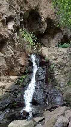 Valley near Lomo Magullo