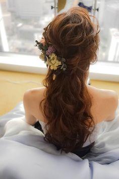 Pin by Ana Maria Cordova on Cabello Hair Inspiration, Wedding Inspiration, Cabello Hair, Wedding Looks, Wedding Hair Accessories, Wedding Makeup, Bridal Hair, Wedding Hairstyles, Hair Makeup