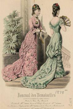 Journal des Demoiselles 1878