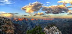 The Grand Canyon - Flickr user PiConsti