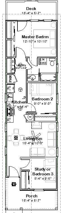 1000 images about shotgun house plans on pinterest