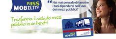 Pass Mobility, il benefit per il trasporto dei dipendenti! #Top_Partners