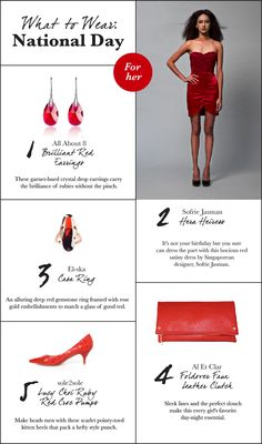 What To Wear | Singapore National Day | Travelshopa