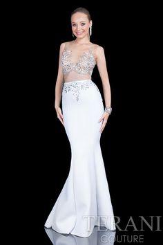 50018 Tony Bowls Evening Dresses