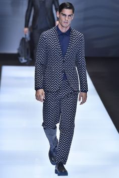 emporio armani, milan fashion week, fashion show, desfile masculino, coleção masculina, review, alex cursino, moda sem censura (9)