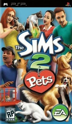 The Sims 2 - Pets | Download Game PSP PPSSPP PS3 Free