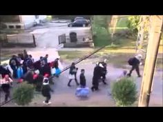 Muslim Migrants Flooding Croatia like Tsunami