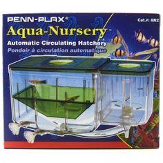 Aqua Nursery Automatic Circulating Hatchery available at Tropical Freshwater Fish, Freshwater Aquarium, Tropical Fish, Aquarium Air Pump, Aquarium Fish, Betta Tank, Betta Fish, 10 Gallon Fish Tank, Aquariums For Sale