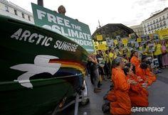 Greenpeace presentará una querella criminal contra la incautación del barco Arctic Sunrise | Greenpeace España
