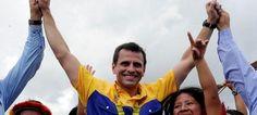 El candidato de la oposición venezolana, Henrique Capriles, propuso hoy la firma de un acuerdo en el que los aspirantes a la Presidencia se comprometan a respetar los resultados de las elecciones de octubre próximo y, además, a regular la propaganda y el acceso a recintos públicos durante la campaña.