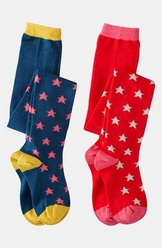 Mini Boden Tights (2-Pack) (Little Girls & Big Girls) at ShopStyle