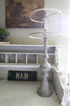 The Magnolia Mom - Joanna Gaines (Industrial Lamp)