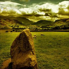 Castlerigg, Great Britain