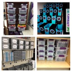 Wordless Wednesday - Classroom Storage Obsession??
