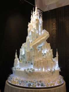 8 Tiers Le Novelle Cake Jakarta & Bali Wedding Cake is part of Extravagant wedding cakes - 8 Tier Wedding Cakes, Castle Wedding Cake, Extravagant Wedding Cakes, Amazing Wedding Cakes, Elegant Wedding Cakes, Elegant Cakes, Wedding Cake Designs, Disney Wedding Cakes, Wedding Ideas