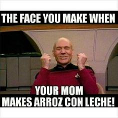 That face you make.. Haha!