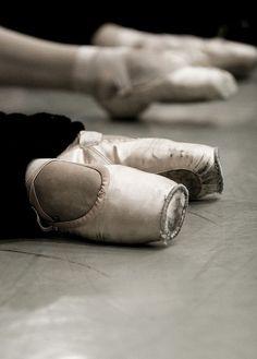 pointe dance