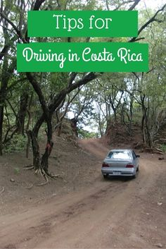 Tips for driving in Costa Rica: find out everything you need to know about staying safe while driving. www.mytanfeet.com/about-cr/tips-for-driving-in-costa-rica/ via @mytanfeet