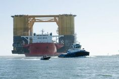 Shell's latest offshore platform arrives in Texas