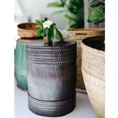 Manyara Home :: Furniture :: Timorese Hand Carved Stool