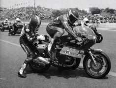 '81 鈴鹿8耐 モリワキモンスター ワイン ガードナー&ジョン ペイス