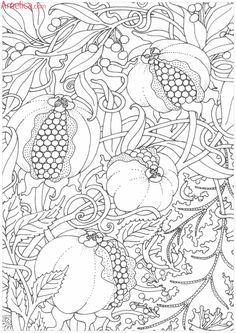 Раскраски взрослым скачать бесплатно, картинки антистресс для раскрашивания цветы, узоры, абстракция распечатать