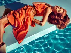 Incredible fashion shot | colors & composition are amazing! #fashion #glamour