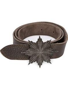 flower buckle belt
