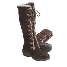 Khombu Saturn lace winter boot