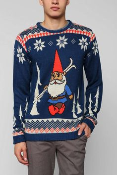Shop Urban Outfitters Christmas Sweaters