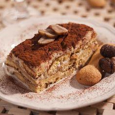 11 gesztenyés desszert, aminek képtelenség ellenállni | Mindmegette.hu Tiramisu, Banana Bread, Snacks, Baking, Ethnic Recipes, Food, Cakes, Mascarpone, Appetizers