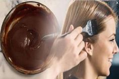 Here& how to dye your hair naturally: some tricks .- Ecco come tingere i capelli in modo naturale: alcuni trucchi e consigli molto utili Here& how to dye your hair naturally: some very useful tips and tricks - Homemade Hair Dye, Diy Hair Dye, Dyed Hair, Dyed Natural Hair, Pelo Natural, Natural Hair Styles, Hair A, Grow Hair, Diy Haarfärbemittel