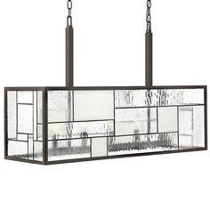 Mondrian Linear Suspension by Hinkley Lighting at Lumens.com