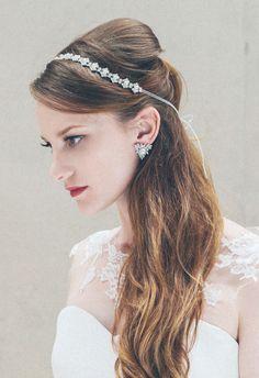 Enchanting Bridal Accessories by Debbie Carlisle | Love My Dress® UK Wedding Blog