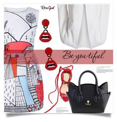 """""""Rosegal"""" by amra-mak ❤ liked on Polyvore featuring Schone and rosegal"""