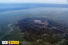 Erupción submarina Canarias 22