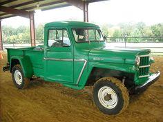 WILLYS JEEP TRUCK 1959 4W DRIVE