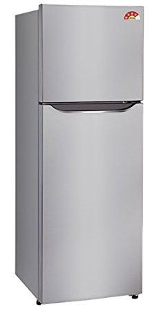LG GL-Q282SPZL Frost-free Double-door Refrigerator (255 Ltrs, 4 Star Rating, Shinny Steel) - Best Home and Kitchen Store